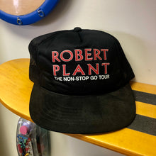 1988 Robert Plant 'The Non-Stop Go Tour' Trucker Snapback Hat