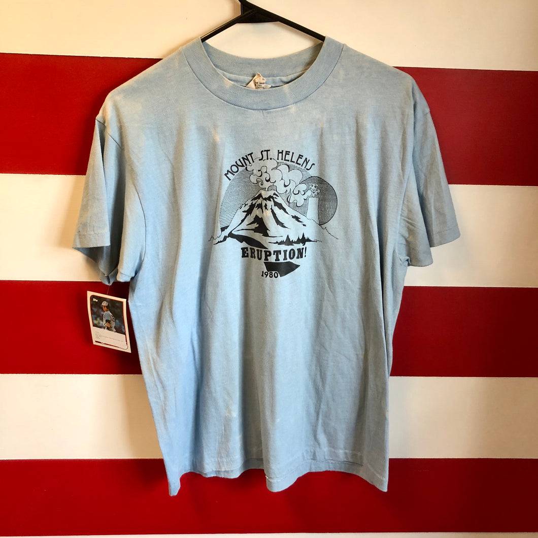 1980 Mount St Helens Eruption Shirt