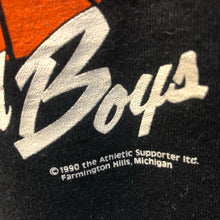1990 Detroit Pistons Bad Boys 'Once Is Good... Twice Is Bad!' Screen Stars Shirt