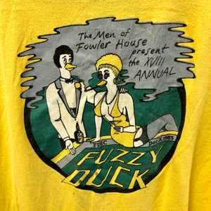 1983 The Men of Fowler House Present the 18th Annual Fuzzy Duck Shirt
