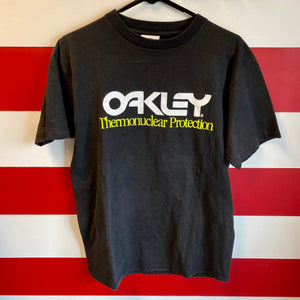 90s Oakley Thermonuclear Protection Shirt