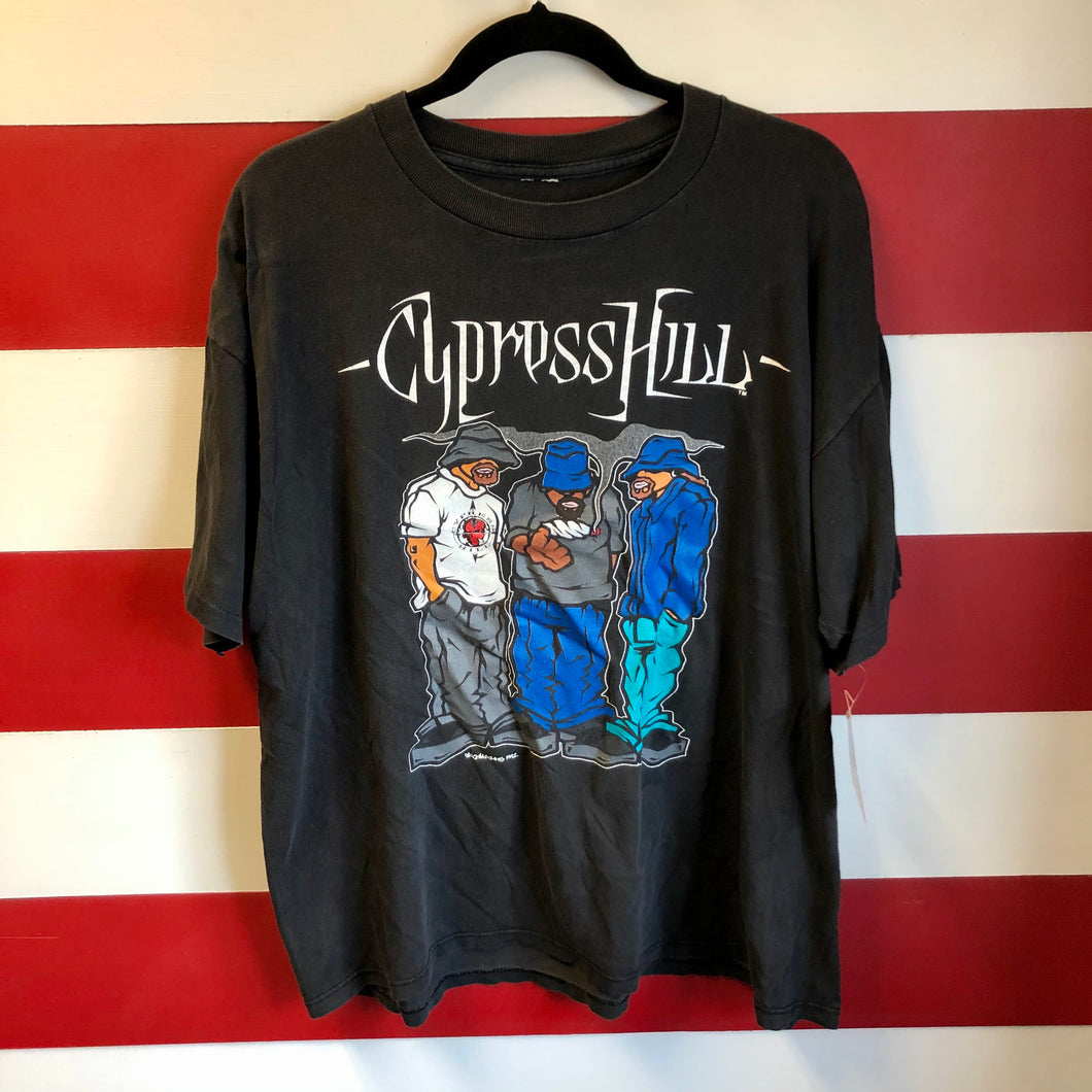 1992 Cypress Hill Joint Rap Tee Shirt