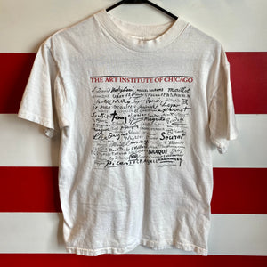 1984 The Art Institute of Chicago Shirt