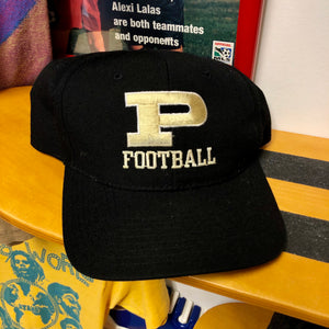 90s Purdue Football Champion Snapback Hat