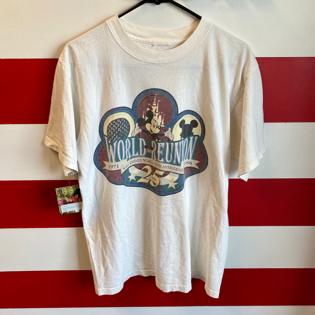 1996 Disney World Reunion 25th Anniversary Shirt