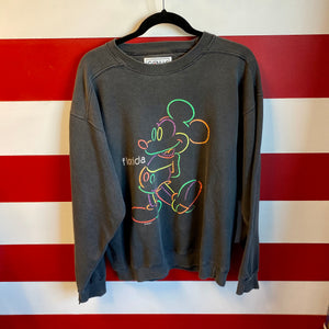 90s Mickey Florida Disney Sweatshirt
