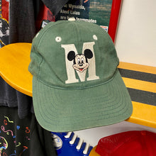 90s Mickey Mouse Goofy's Hat Co Strapback Hat