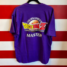 2002 Dragon Ball Z Collectible Card Game Tournament Master Shirt
