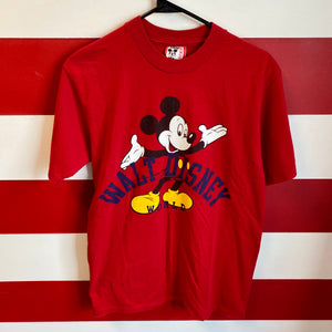 90s Walt Disney World Mickey Shirt