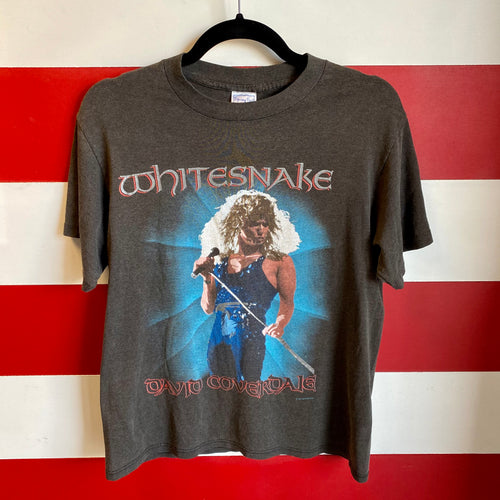 1988 Whitesnake David Coverdale Shirt