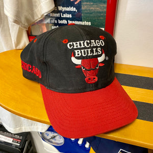 90s Chicago Bulls Snapback Hat