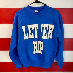 90s Colts Let 'Er Rip Sweatshirt