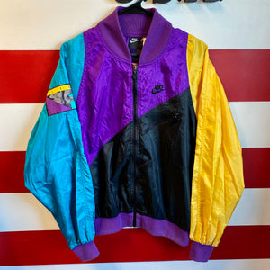 90s Nike Flight Jacket