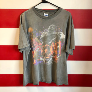 90s Michael Jordan Chicago Bulls Salem Sportswear Graphic Shirt