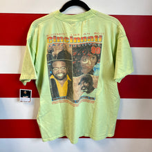 1999 Cincinnati Jazz Festival 'Boomin Like An 808' Rap Tee Style Shirt