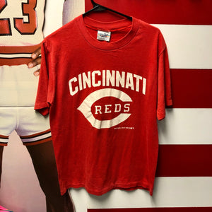 1988 Cincinnati Reds Velva Sheen Shirt