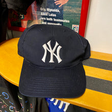 90s New York Yankees American Needle Snapback Hat