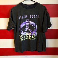 1996 Jonny Quest 'Get Real' TV Show Promo Shirt
