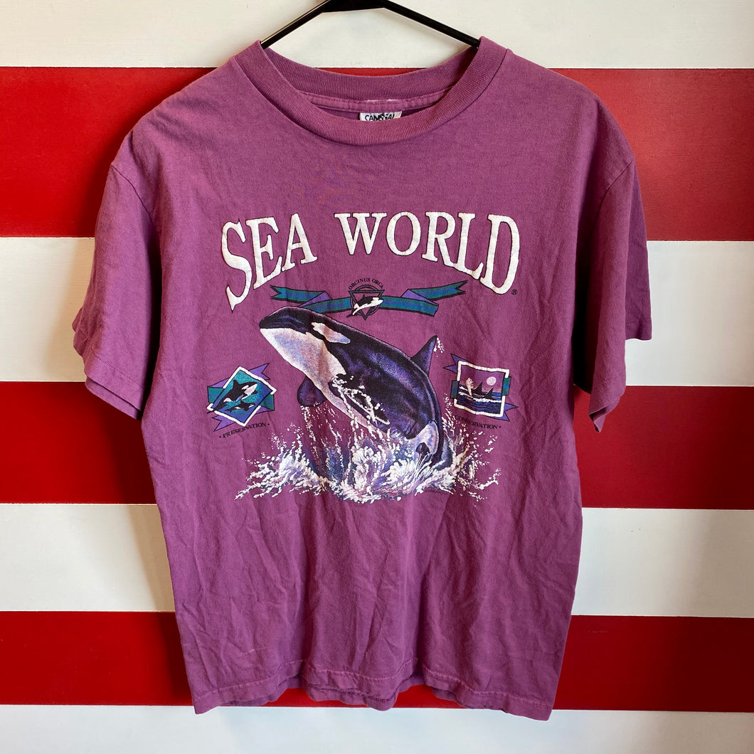 90s Sea World Orca Shirt