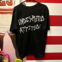 1996 Slayer 'Undisputed Attitude' Winterland Promo Shirt