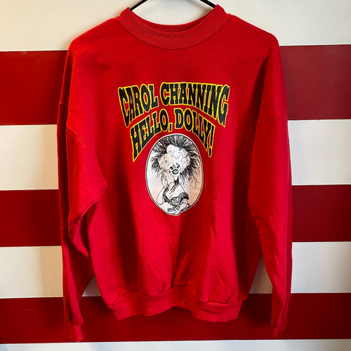 90s Carol Channing Hello Darling Sweatshirt
