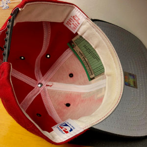 90s Miami Heat Snapback Hat