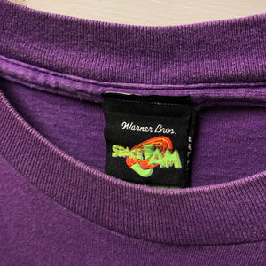 1996 Lola Bunny 'Don't Call Me Doll' Space Jam Original Movie Promo Shirt
