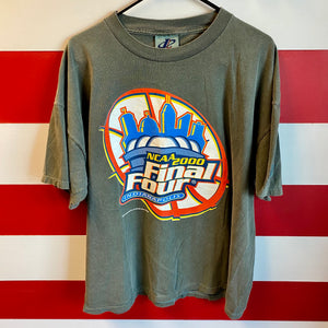 2000 Indianapolis Final Four Logo Athletic Shirt