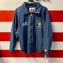 90s Pacers Finish Line Logo Athletic Windbreaker