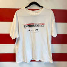 1999 Runaway Bride Movie Promo Shirt