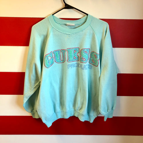 1987 Guess Products Sweatshirt