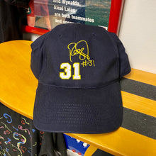 Early 2000s Reggie Miller Pacers #31 Strapback Hat