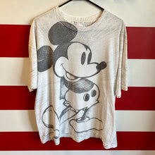 90s Mickey Mouse All Over Print Shirt
