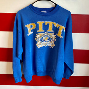 90s Pitt 'Steeped in Tradition' Sweatshirt