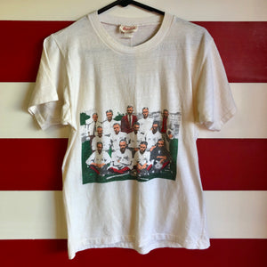 80s Coca Cola Baseball Team Graphic Shirt