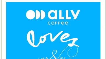 Ally Coffee and La Palma y El Tucan USA Partnership