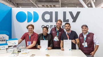 Ally Coffee Accredited with Cerrado Mineiro Designation of Origin