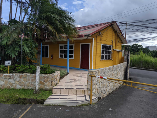 Casa Hollanda - Ally Coffee Costa Rica Office