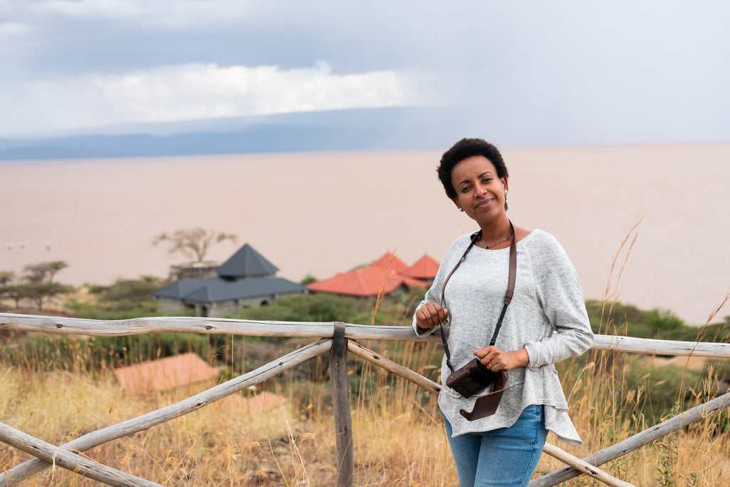 Rahel Mulat, Ally Coffee's buyer in Ethiopia