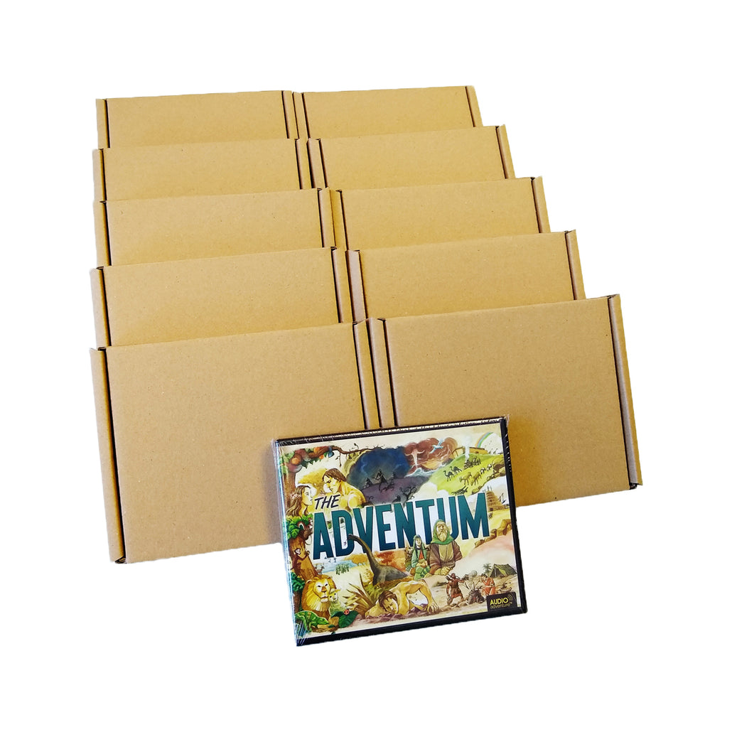The Adventum Sponsor 10-Pack