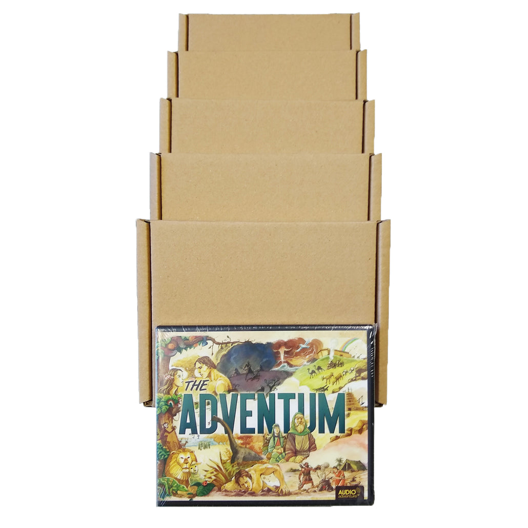 The Adventum Sponsor 5-Pack