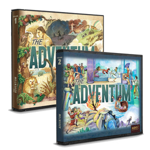 The Adventum, Volume 1 - 2 Bundle