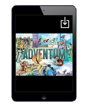 The Adventum, Volume 2 - Digital Download