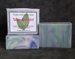 Soap Natural Mint - Wondermint