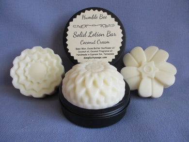 Lotion Bar refill - Simplicity Soaps