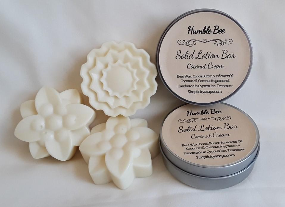 Lotion Bar - Simplicity Soaps
