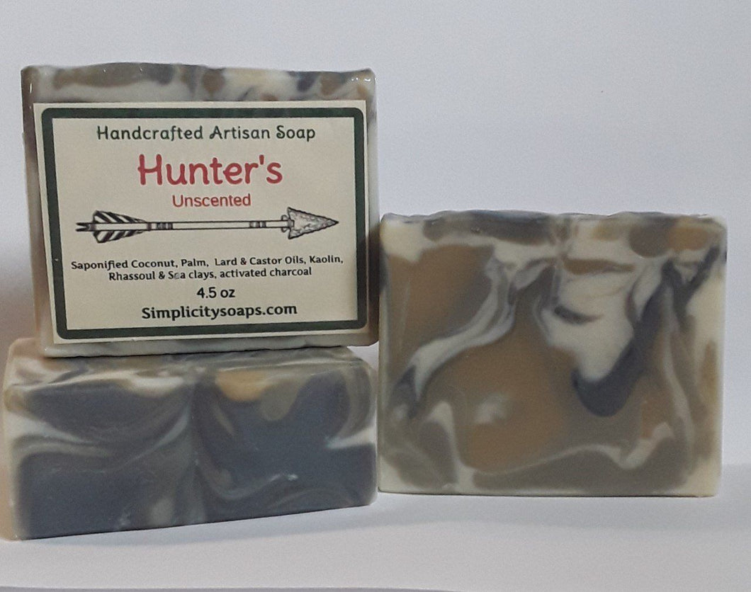 Hunters Soap, Natural soap for Men, Soap for men, skin care for men