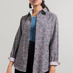 Harriet Button Up