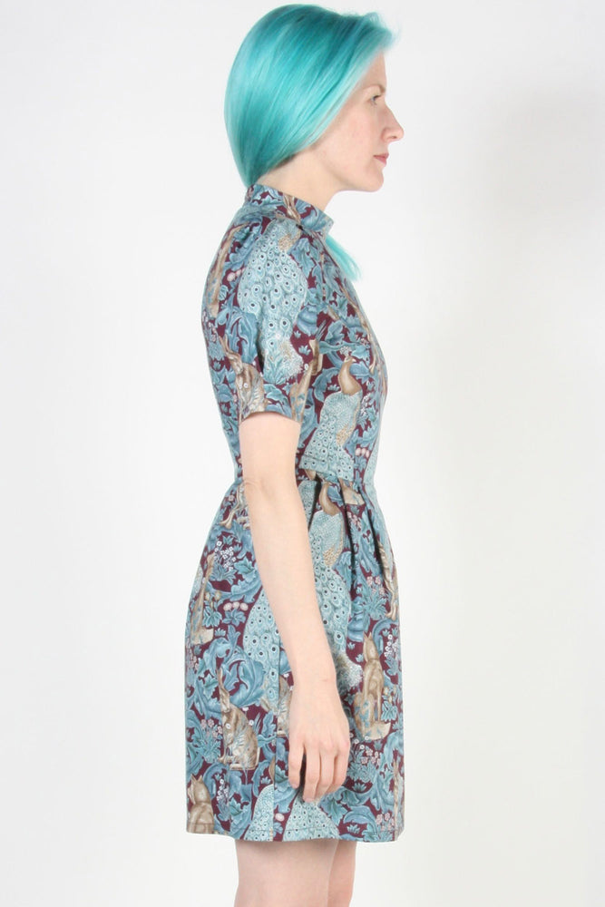 Guineafowl Dress – William Morris