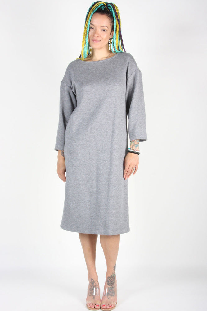 Synallaxe Dress - Grey